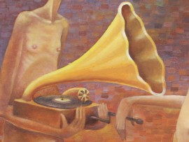 The Good Old Gramophone
