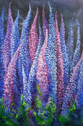 Lupines
