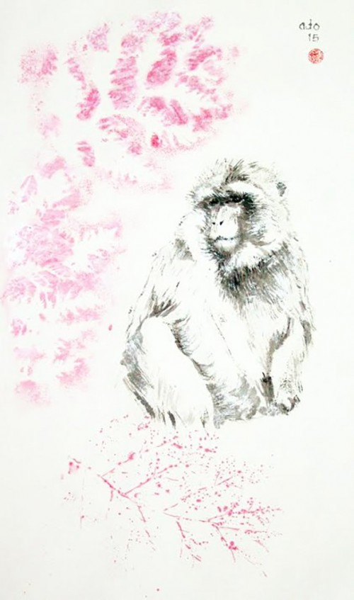 Year of monkey 11