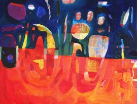 Abstract composition I