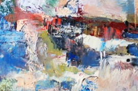 Littorina Coast original painting by Antanas Virginijus-Krištopaitis. Abstract Paintings