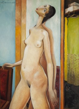 I Want Like Modigliani