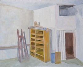 In the Painter's Studio