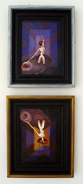 Vision (diptych)
