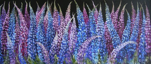 Dance of Lupines