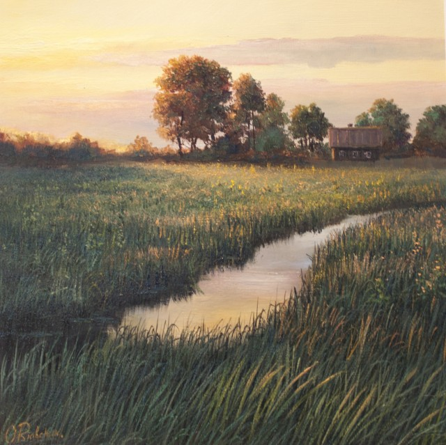 House Near The River