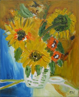Sunflowers I