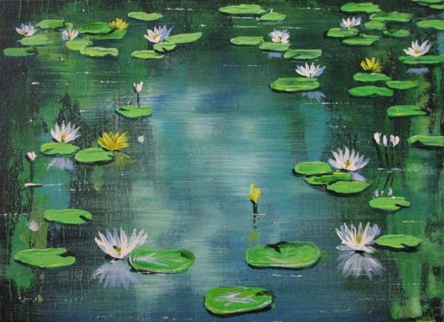 Lillies Have Bloomed