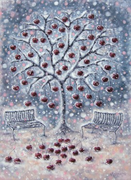 Winter Cherries