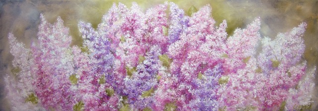 Rainbow Of Lilacs