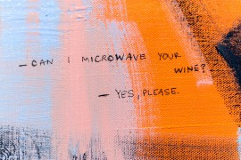 Wine and Microwaves