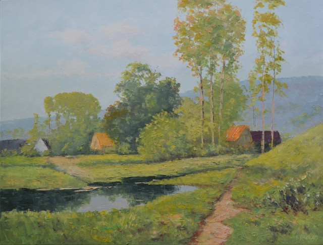Summer in a Village