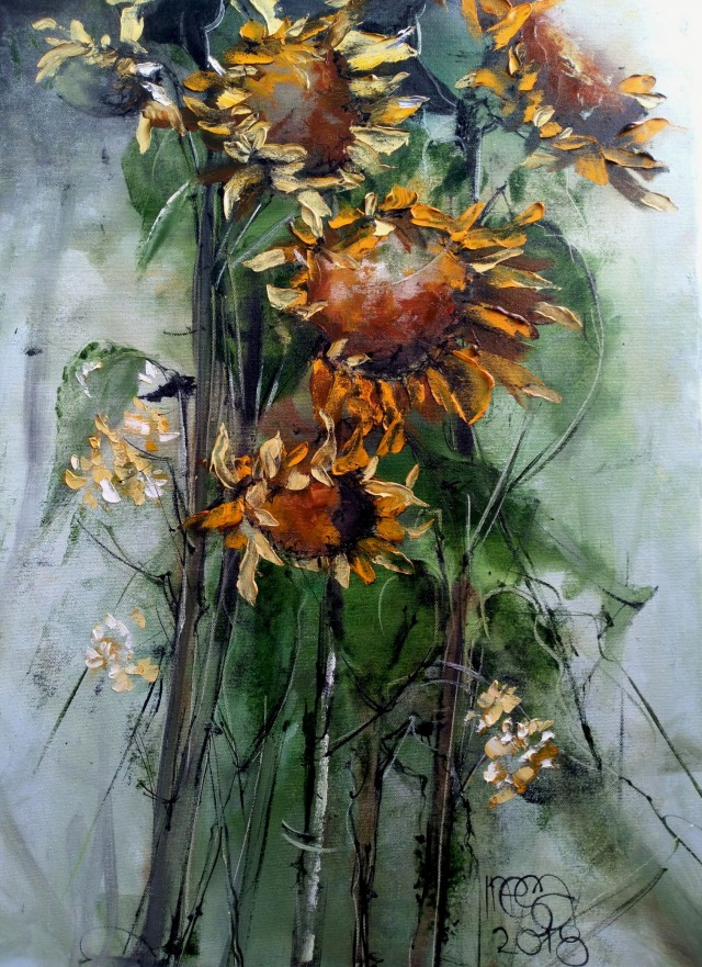 Sunflowers 4