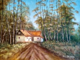 Autumn In A Village