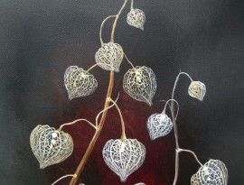 Silver Physalis
