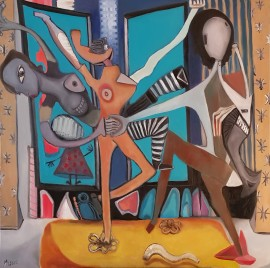 Dancing With Picasso