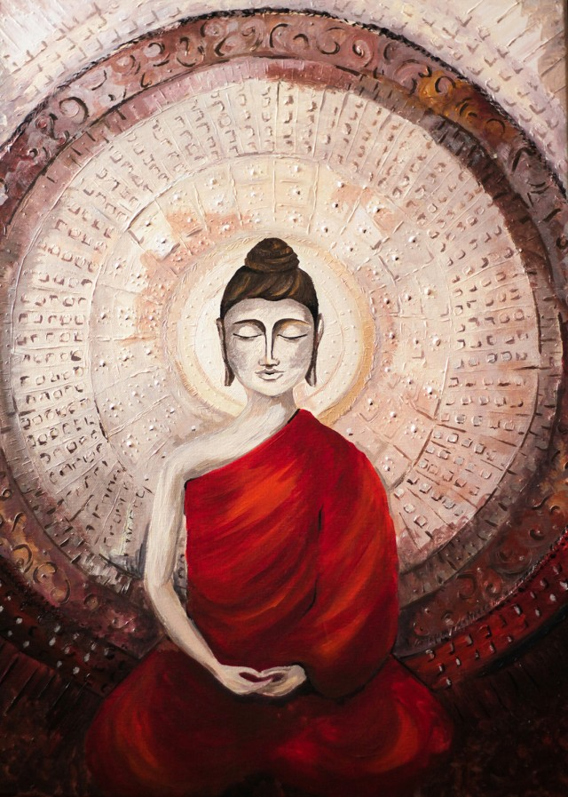 Buddha Of Thought