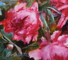 The Heart Of Peonies