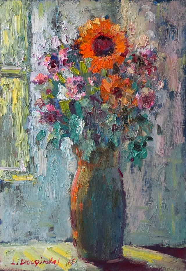 Still-life With Flowers II