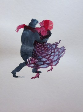 Tango With A Perfect Woman VII
