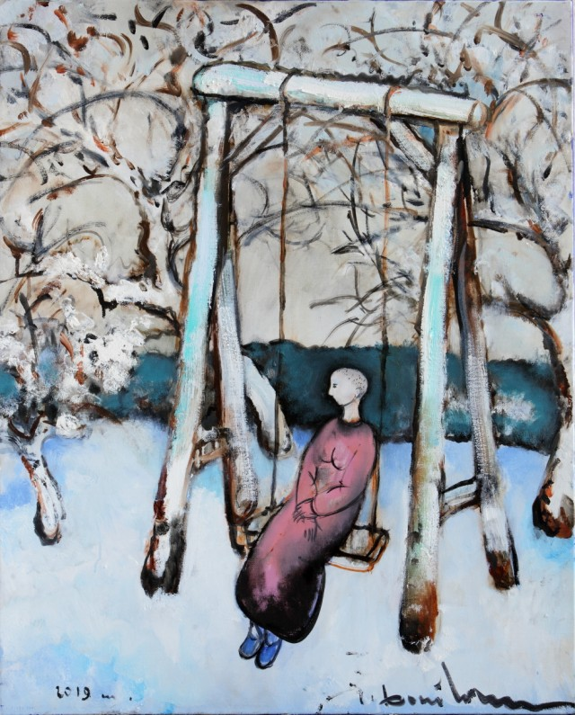 Swing Of Winter