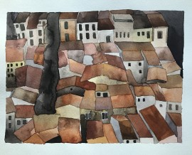 Roofs In Sicily