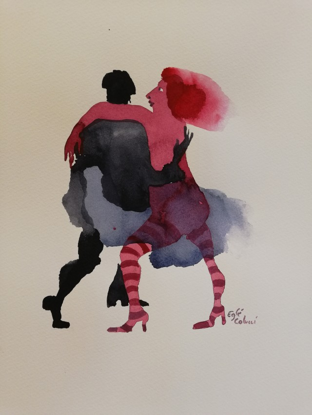 Tango With A Perfect Woman XIV