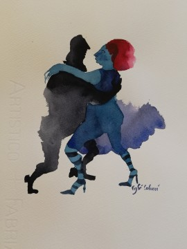 Tango With A Perfect Woman XV