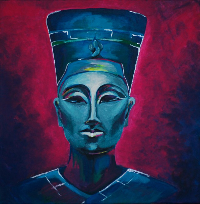 The mysterious Nefertiti