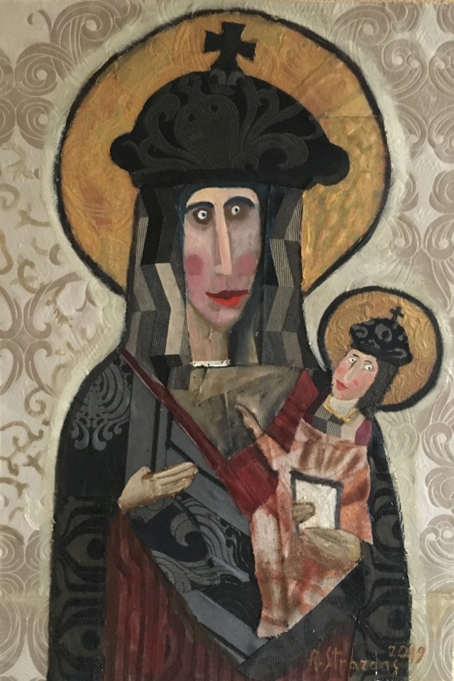 The Madonna of the Merkinė