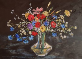 Flowers In The Vase