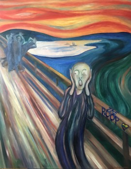 THE ROOP Through the Eyes of Edvard Munch