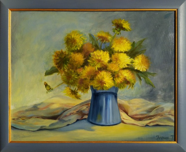 Bouquet Of Yellow