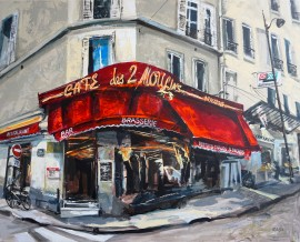 Cafe des 2 Moulins - Paris