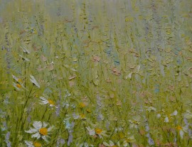 Adorned meadow