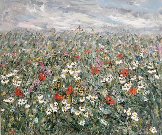 Flower Field II