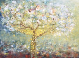Blooming tree of miracles