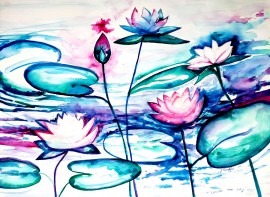 The Lotus Is Not A Lily
