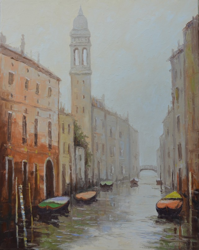 Venice in the Morning