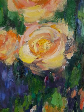 Roses And Levander