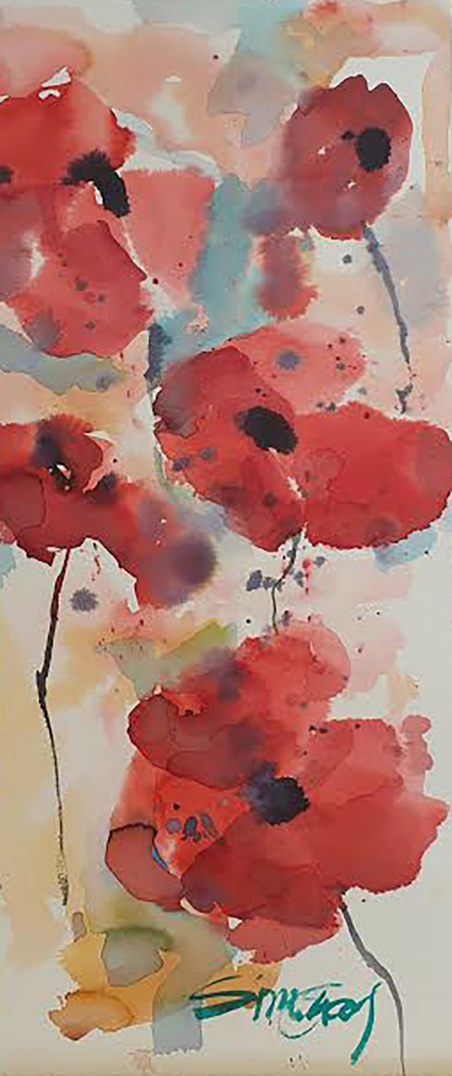Poppies - II