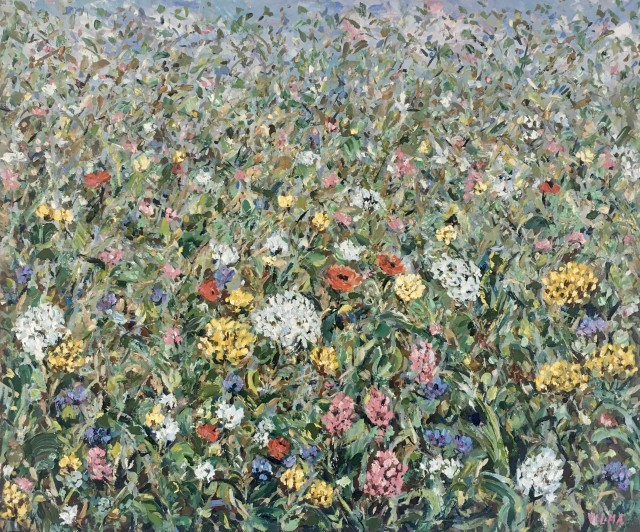 Flower Meadow I