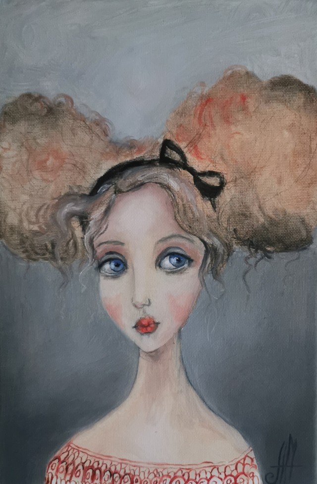 Doll's Portrait