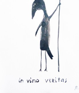 """Cycle """"Events of Irena, The Crow"""". """"In Vino Veritas"""""""