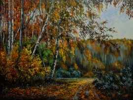 Autumn In The Forest