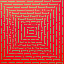 Never-ending squares