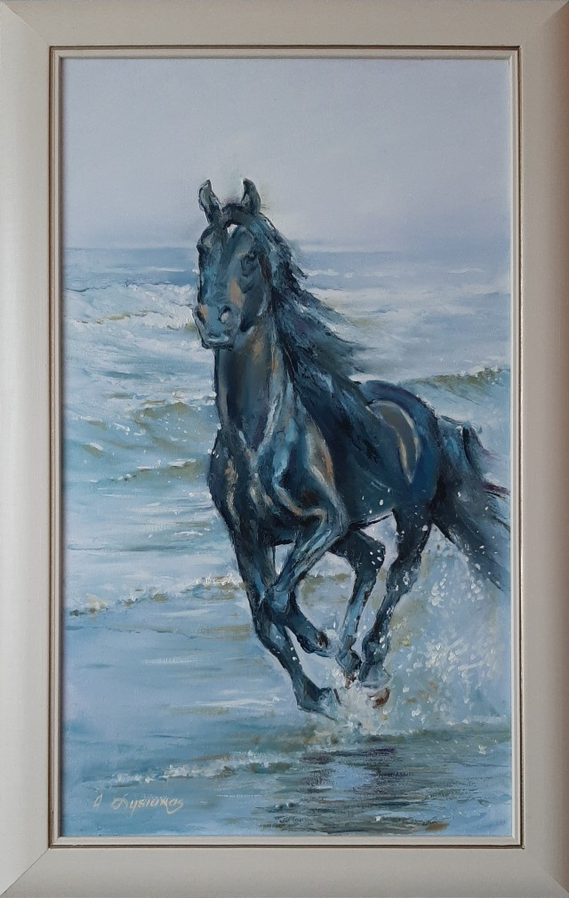 Horse and the Sea