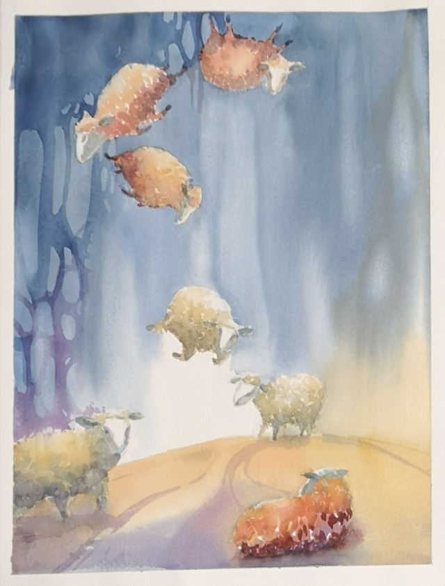 The Dream Of Lone Sheep