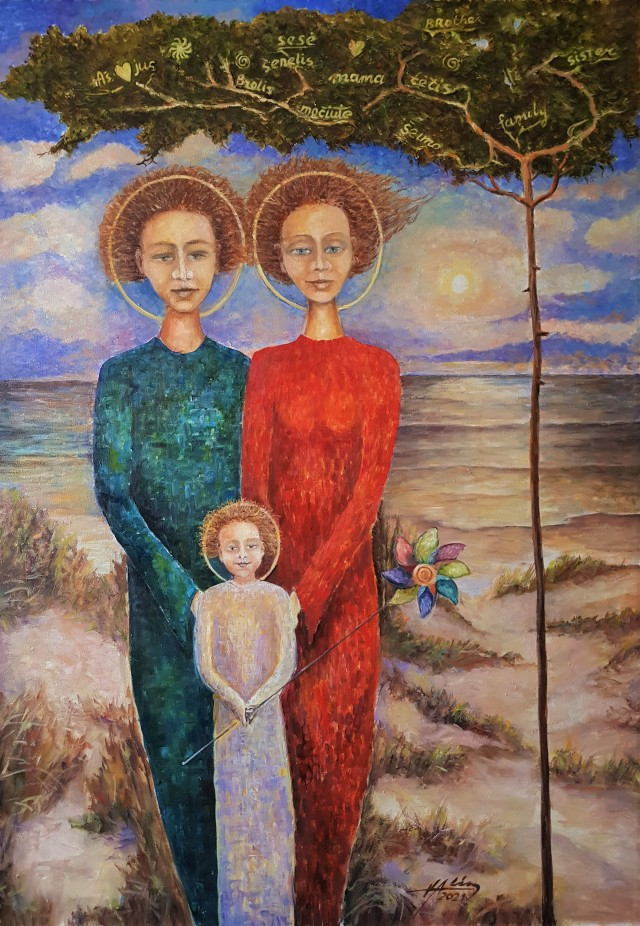 Holy Trinity Journey by the Sea