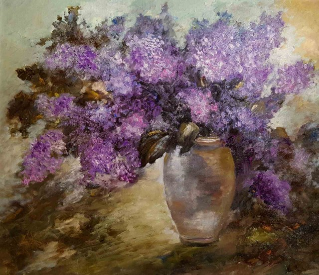 Bloomed Lilacs